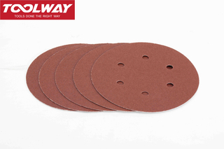 sand paper disc 150mm